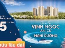 Căn hộ Biển Nha Trang đường Trần Phú, sở hữu lâu dài 2PN 70m2 giá 3,6 tỷ