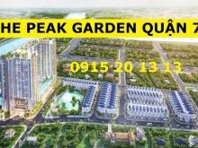 The Peak Garden Tặng 3 Chỉ Sjc, Tặng 8% ls, Cam kết Lợi Nhuận 14%, 2PN 65m2, 3PN