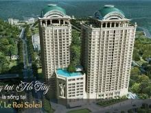 Penthouse D'le Roi Soleil Quảng An Tây Hồ - 3 mặt nhìn Hồ Tây siêu vip