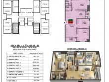 Bán nhanh căn hộ Housinco Nguyễn Xiển 94m2 giá 3,5 tỷ nội thất đầy đủ