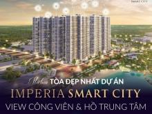 Siêu chiết khấu tới 17% giá trị căn hộ.Mở bán đợt đầu tòa I2 Imperia Smart City