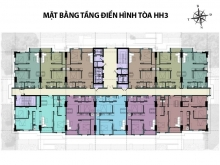 Mở bán đợt I, chung cư Xuân Đỉnh, cách Phạm Văn Đồng 200m
