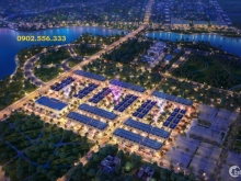 Dự án Eurowindow Twin Parks Gia Lâm, lô Ngoại giao giá rẻ nhất