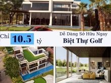 Biệt Thự Golf chỉ 10.5 Tỷ đang Góp, Căn Góc tại Nova Phan Thiết