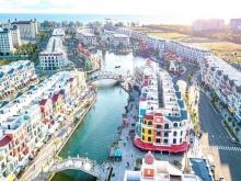 Bán shophouse mặt sông Venice tại Grand World Phú Quốc, giá cắt lỗ 14,3 tỷ