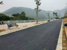 Bán đất nền phân lô đường Bãi Dài - Hòa Lạc đối diện cổng dự án Xanh Villas; gần