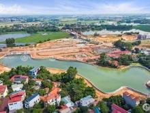 Cần bán đất 108 m2 nằm tại dự án Bắc đầm vạc thuộc trung tâm thành phố Vĩnh Yên