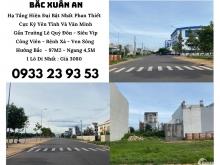 KDC  Băc Xuân An - Hạ Tầng Bậc Nhất Phan Thiết _933239353