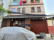 Bán nhanh trong tuần, chợ Phú Lâm, Q.6, DT:105 m2, Nhà 5 tầng.Giá: 9 tỷ 9