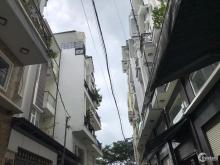 Hẻm nhựa 6m – 4.6mx20m 4 tầng đẹp - P.15 Tân Bình