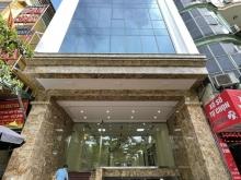 Sốc! Bán tòa nhà văn phòng Khuất Duy Tiến 130m2 8 tầng mặt tiền 7.2m giá 49 tỷ
