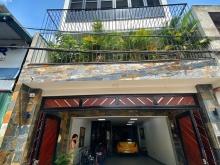 Bán nhà riêng mới xây phố Mạc Thái Tổ 6 tầng gara thang máy 62m2 Mt 4.6m KD