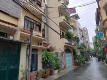 Bán Đất Tặng Nhà 4 tầng Yên Lạc, HBT, 86m2, MT 6.5M, Ngõ To Nhất Phố