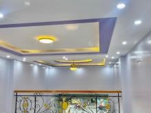 Bán nhà đường Lâm Văn Bền,Quận 7 dt 4.5x18m,2 lầu, sân thượng