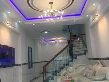 Nhà mới đẹp 1 trệt 3 lầu Lê Lợi gần sân bay TSN Thành Phố HCM chỉ 8 tỷ