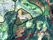 Khu phát triển đô thị Phìn Hồ Y Tý 1000m2, view hồ điều hòa 22ha, đất vuông vắn
