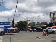 Bán nhà 2 mặt tiền thuận tiện kinh doanh, buôn bán, Gần chợ Ngã 4 Quang Thắng