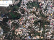 bán đất 1356m2 có 3 mặt tiền đường Khe Sanh , Phường 10 , TP .Đà Lạt