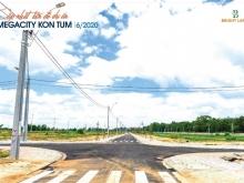 Bán gấp Góc, Kề Góc ngã tư, trung tâm dự án Mega City Kon Tum, giá sụp hầm