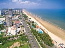 Đất Phước Hội-Hồ Tràm. Cách biển Vũng Tàu chỉ 2km. sổ riêng từng nền.