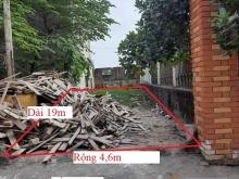 Bán Đất Phân Lô 88m Mặt Tiền4.6m Nhỉnh 2Tỷ Ô Tô Tránh Quang Trung Hà Đông