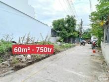 Bán đất thổ cư Trung tâm xã Phước Đồng Nha Trang giá 750 triệu