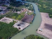 Đất Nhơn Trạch, view sông Ông Kèo, đường xe hơi, mặt sông lớn