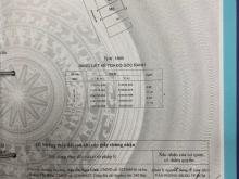 Lô đất HXH sổ hồng riêng P.Phú hữu giá 2ty550