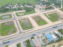 Lô đất giá rẻ mặt đường quốc lộ 1A, gần thị trấn Tân Phong giá rẻ