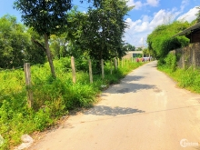 Đất thủ dầu một ở Tân An gần cổng sau Đại Nam