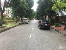Bán đất mặt phố Nguyễn An, khu Hà Hải, TP HD, 81m2, mt 4.5m, đường 17.5m, khu VI