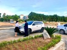 Đất nền dự án giá rẻ tại Quảng Ngãi - KDC Tây Bàu Giang mặt tiền trục 32m