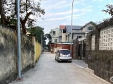 Bán đất Kính Nỗ, phía sau bệnh viện Bắc Thăng Long, đường xe ô tô 7 chỗ vào nhà.