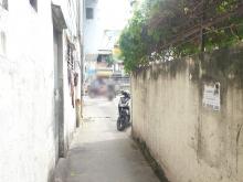 Nhà nhỏ căn góc hẻm 56 Dương Bá Trạc P2 Q8