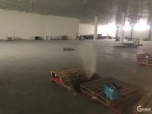 Cho thuê nhà xưởng 1.000m2, Khu công nghiệp Vsip, có đầy đủ sàn và trần
