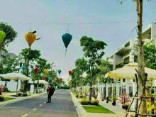 800 triệu, sở hữu biệt thự resort ven sông Đảo Phượng Hoàng Aqua City