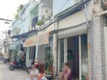 Nhà lửng/1lầu/2pn gần mặt tiền đường Dã Tượng P10 Q8