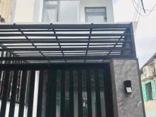Bán nhà mới 1 lầu 61m2 gần mặt tiền đường Phạm Hùng Phường 9 Quận 8