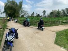 Tây Điện Hòa 350m2 650tr sổ đỏ đương 5m Khu dân cư sinh sống