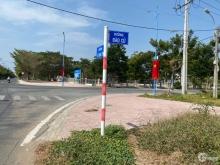 Bán đất ở Cần Giờ mặt tiền đường Lê Hùng Yên.