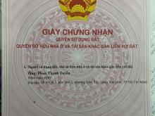Bán đất thổ cư 650m2 Thôn Ninh Tịnh Xã Ninh Phước TỈnh Khánh Hòa. Sổ hồng chính