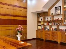 Nhà cho thuê KDC Him Lam Q7. DT; 7.5x20m full nội thất gỗ cao cấp . Giá; 50tr/th