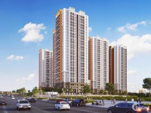 Căn hộ Biên Hòa Unverse Complex Hưng Thịnh giá 2,3 tỷ/74m2 Ck 4%, căn đẹp