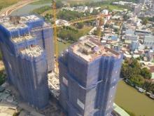 Chủ bán căn hộ D'lusso TP Thủ Đức (Q.2), A.08.08, view sông, 2PN, hỗ trợ vay 70%