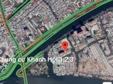 Bán căn hộ C925 Khánh Hội3 , Quận 4 sát Q1, bán 2.65 tỷ
