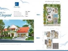 Bán Biệt thự Xanh Villas căn A8 -06 Diện tích 553m2 đã xây. Hướng Đông Nam