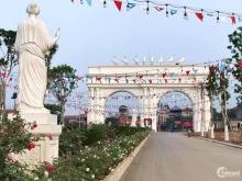 Bán lô liền kề 2 mặt tiền, view sông Cầu, KĐT Danko City