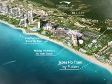 Biệt thự 2PN tại Ixora thuộc hồ Tràm Strip giá 13,5 tỷ gồm Casino,Sân golf bluffs