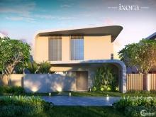 Bán biệt thự mặt tiền biển IXORA HỒ TRÀM BY FUSION giá 30 tỷ/căn. PKD 0912357447