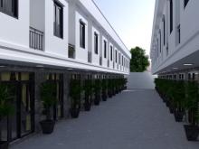 nhà phố giá rẽ 360tr mặt tiền đường 8m , hỗ trợ trả góp dài hạn vay ngân hàng